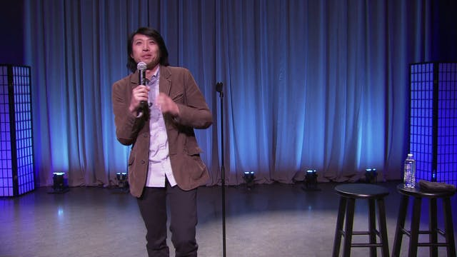 Comedy InvAsian Takeouts: Edwin Li