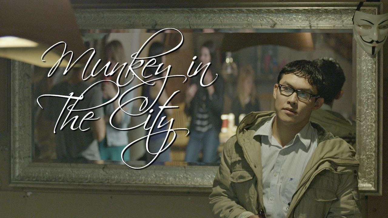 Munkey in The City