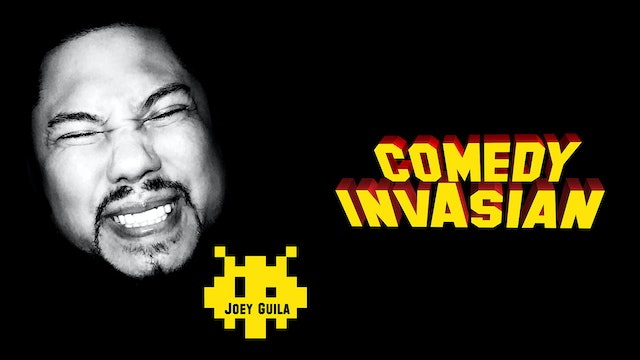 Comedy InvAsian (Episode 1: Joey Guila)