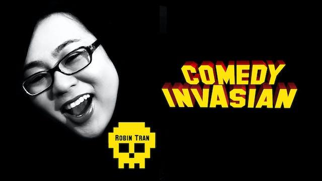 Comedy InvAsian (Episode 3: Robin Tran)
