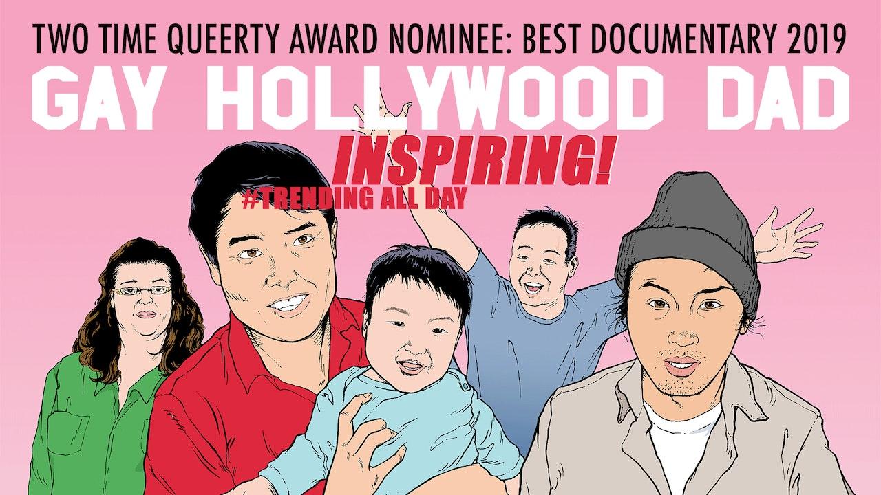 Gay Hollywood Dad