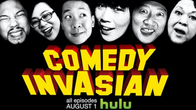 Comedy InvAsian (Trailer)