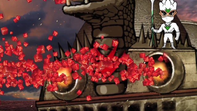 Kimchi Warrior (Episode 6: Sars1)