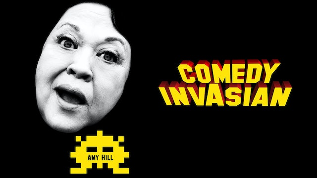 Comedy InvAsian (Episode 6: Amy Hill)
