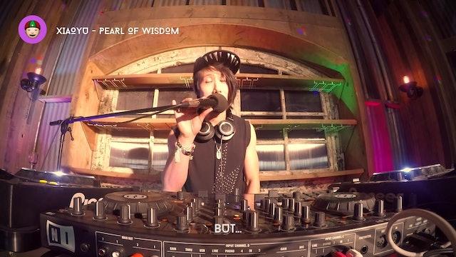EDM Dance Show w/ DJ OSCAR DEL AMOR