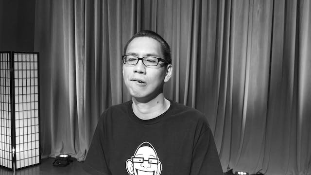 Comedy Invasian Takeouts: Eli Nicolas