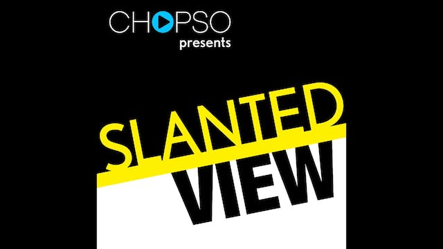 Slanted View (Episode 109: Novelist N...