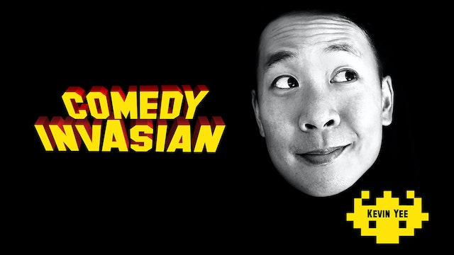 Comedy InvAsian (Episode 5: Kevin Yee)