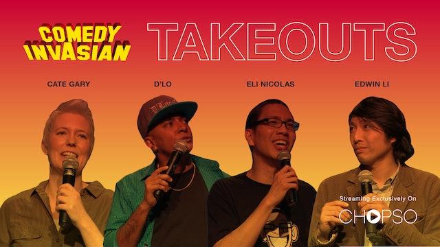 Comedy InvAsian Takeouts