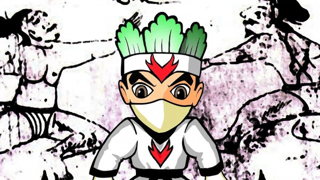 Kimchi Warrior (Episode 11: Taekwondo)