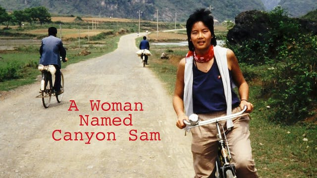 A Woman Named Canyon Sam