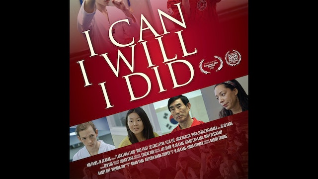 I Can I Will I Did (Trailer)