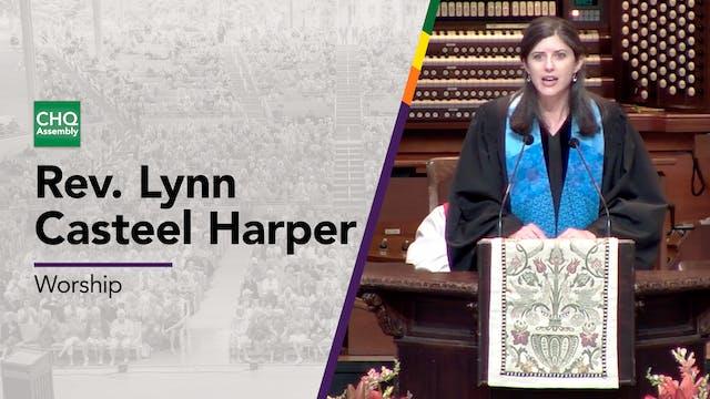 Rev. Lynn Casteel Harper - Sunday
