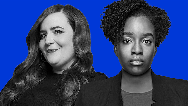 Aidy Bryant & Lolly Adefope: A National Comedy Center Conversation