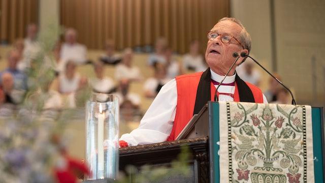 Sunday Morning Worship: The Rt. Rev. V. Gene Robinson