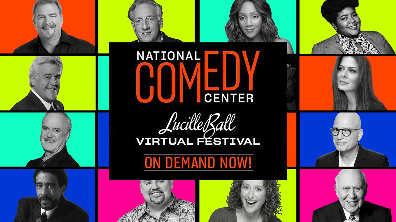 National Comedy Center's Lucille Ball Virtual Comedy Festival 2020