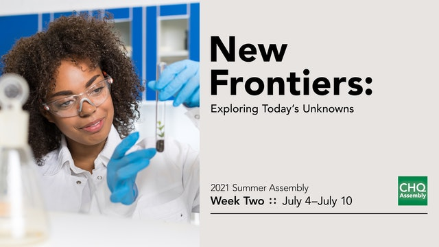 New Frontiers: Exploring Today's Unknowns