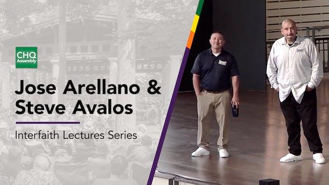 Jose Arellano and Steve Avalos