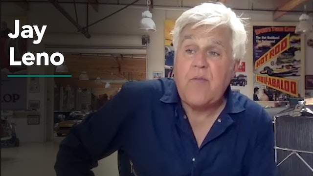 Jay Leno: A National Comedy Center Conversation (Part 1)