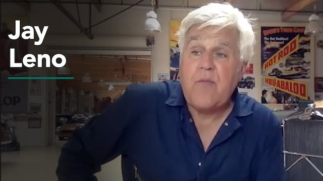 Jay Leno: A National Comedy Center Co...