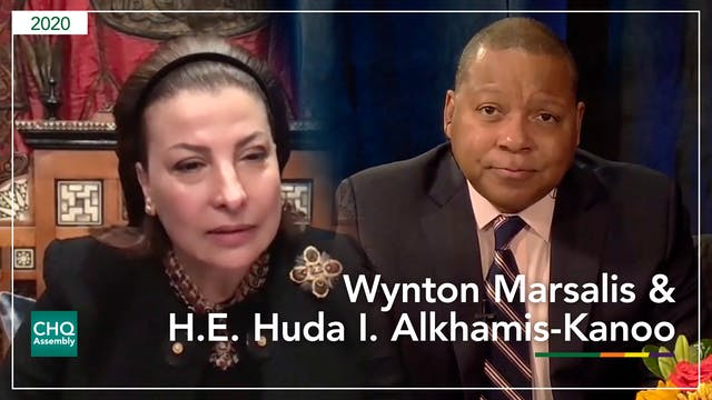 Wynton Marsalis in Conversation with ...