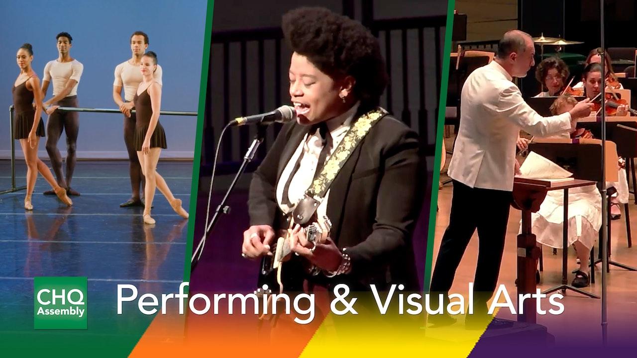 Performing and Visual Arts