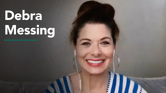 Debra Messing: A National Comedy Center Conversation Hosted by Frank DeCaro