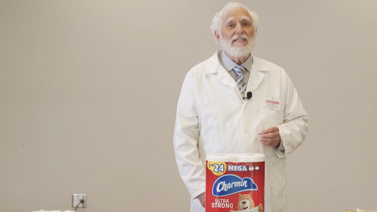 The History of Toilette Paper 3:30 PM EDT 8/7/20