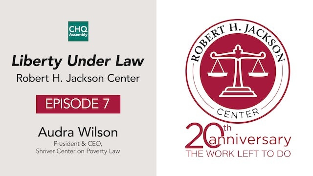 Liberty Under Law Podcast, Ep. 7