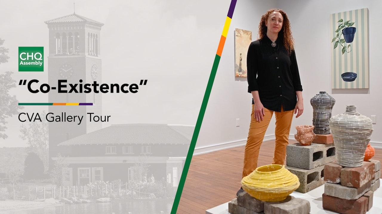 "Virtual Gallery Tour: ""Co-Existence"""