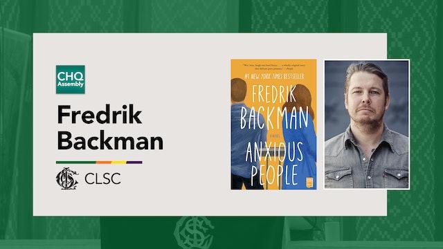 CLSC: Fredrik Backman