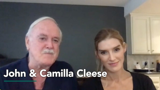 John Cleese and Camilla Cleese: A National Comedy Center Conversation