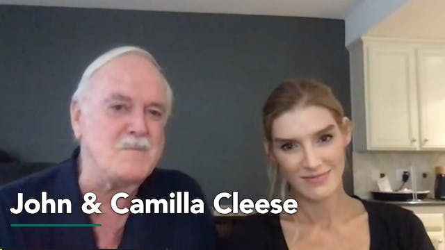 John Cleese and Camilla Cleese: A Nat...