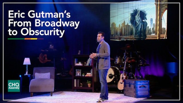 Eric Gutman's From Broadway to Obscurity