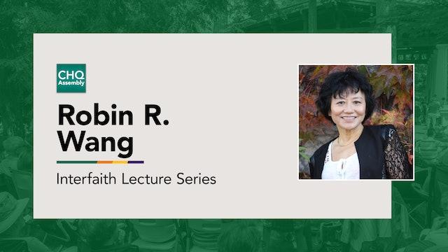 Robin R. Wang