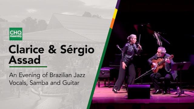 Clarice and Sérgio Assad: An Evening ...