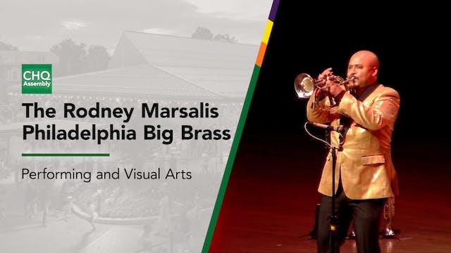 The Rodney Marsalis Philadelphia Big ...