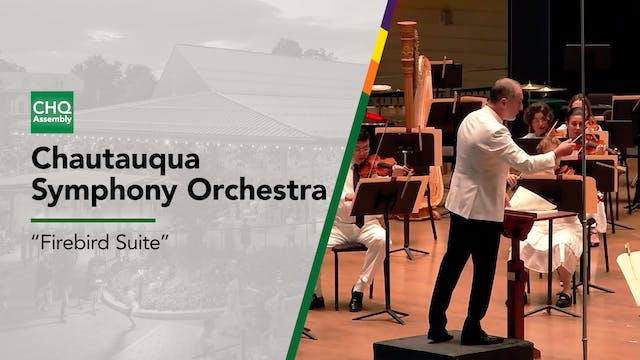 "Chautauqua Symphony Orchestra: ""Fireb..."