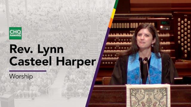 Rev. Lynn Casteel Harper - Wednesday