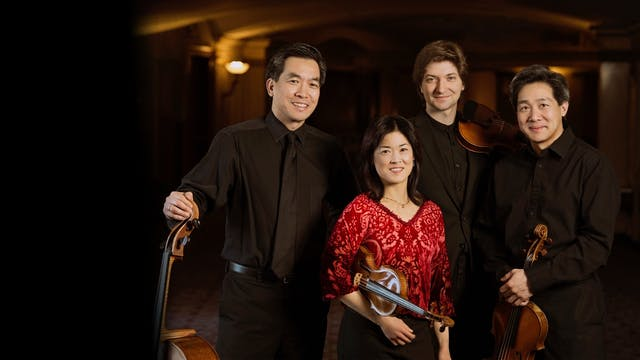The Ying Quartet: Beethoven String Qu...