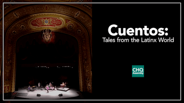 Cuentos: Tales from the Latinx World