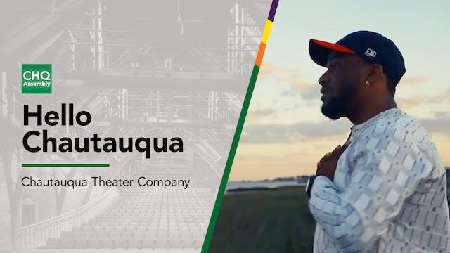"""Chautauqua Theater Company's """"Hello C..."""