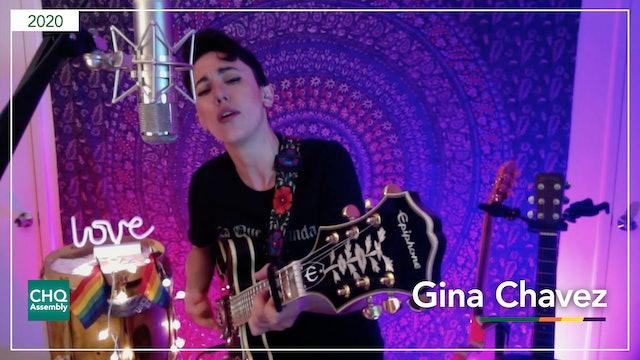 Gina Chavez Performs