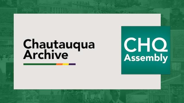 Chautauqua Archive