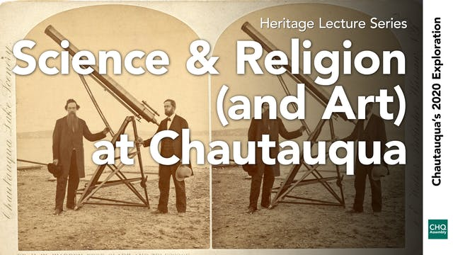 Science and Religion (and Art) at Cha...