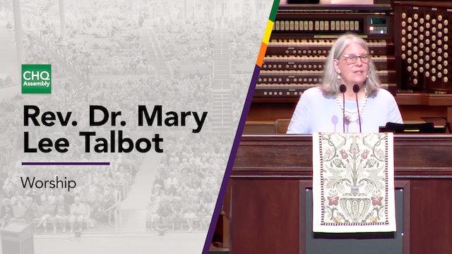 Rev. Dr. Mary Lee Talbot