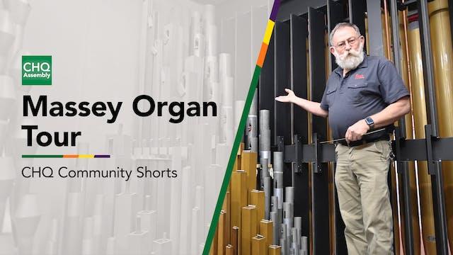 Massey Organ Tour