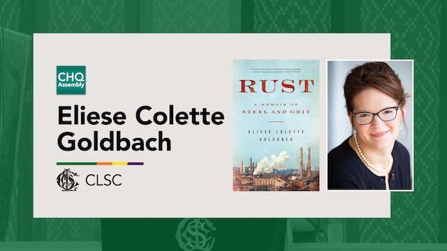 CLSC: Eliese Colette Goldbach