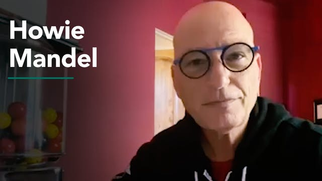 Howie Mandel: A National Comedy Cente...