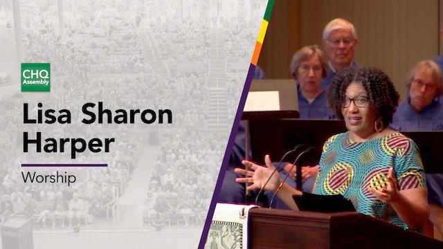 Lisa Sharon Harper - Thursday